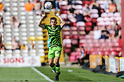 Forest Green Rovers Liam Kitching(20) during the EFL Sky Bet League 2 match between Bradford City and Forest Green Rovers at the Utilita Energy Stadium, Bradford, England on 24 August 2019.