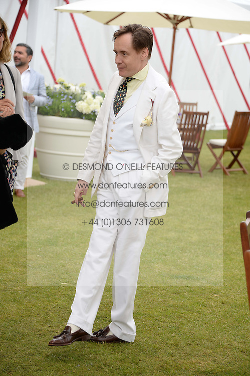 NICK FOULKES  at the 2013 Cartier Queens Cup Polo at Guards Polo Club, Berkshire on 16th June 2013.