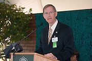 18414Academic & Research Center Groundbreaking September 29, 2007..Dean Jack Brose