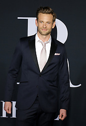 Eric Johnson at the Los Angeles premiere of 'Fifty Shades Darker' held at the Theatre at Ace Hotel in Los Angeles, USA on February 2, 2017.