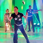 NLD/Hilversum/20130209 - Finale Sterren Dansen op het IJs 2013, dansers