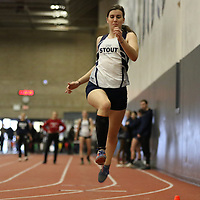 2018 Gene Glady Invitational Indoor Track Meet. Jeff Lawler, d3photography.com