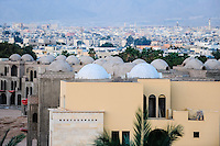 Aqaba is Jordan's only coastal city, with a growing tourist industry.