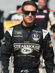 October 14, 2018 - Talladega, AL, U.S. - TALLADEGA, AL - OCTOBER 14: JJ Yeley, BK Racing, Toyota Camry Steakhouse Elite (23) on pit road before the 1000Bulbs.com 500 on October 14, 2018, at Talladega Superspeedway in Tallageda, AL.(Photo by Jeffrey Vest/Icon Sportswire) (Credit Image: © Jeffrey Vest/Icon SMI via ZUMA Press)