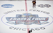 NCAA Frozen Four 2017<br /> United Center<br /> Chicago, IL <br /> <br /> <br /> www.AdamAlexanderPhoto.com<br /> ©Adam Alexander Photography 2017