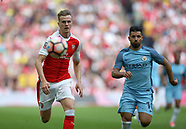 Arsenal v Manchester City 23 Apr 2017