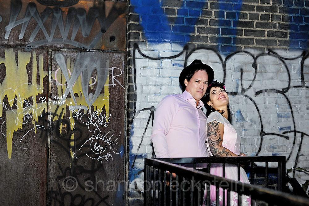 Candice and Trevor | Wedding Portraits - Downtown Toronto