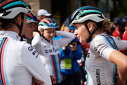 Anna Christian (GBR) at Amgen Tour of California Women's Race empowered with SRAM 2019 - Stage 3, a 126 km road race from Santa Clarita to Pasedena, United States on May 18, 2019. Photo by Sean Robinson/velofocus.com