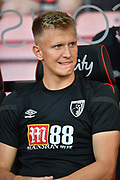 Sam Surridge (44) of AFC Bournemouth *** during the Pre-Season Friendly match between Bournemouth and SS Lazio at the Vitality Stadium, Bournemouth, England on 2 August 2019.