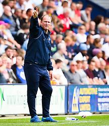 Preston North End Manager, Simon Grayson - Mandatory byline: Matt McNulty/JMP - 07966386802 - 22/08/2015 - FOOTBALL - Deepdale -Preston,England - Preston North End v Ipswich Town - Sky Bet Championship