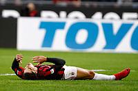 Milano - 26.11.2017 -   Milan-Torino - Serie A 14a giornata   - nella foto:  Andre Silva si dispera