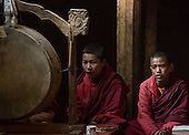 Young Buddist Monks