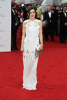 Aisling Loftus, Arqiva British Academy Television Awards, Royal Festival Hall London UK, 12 may 2013, (Photo by Richard Goldschmidt)