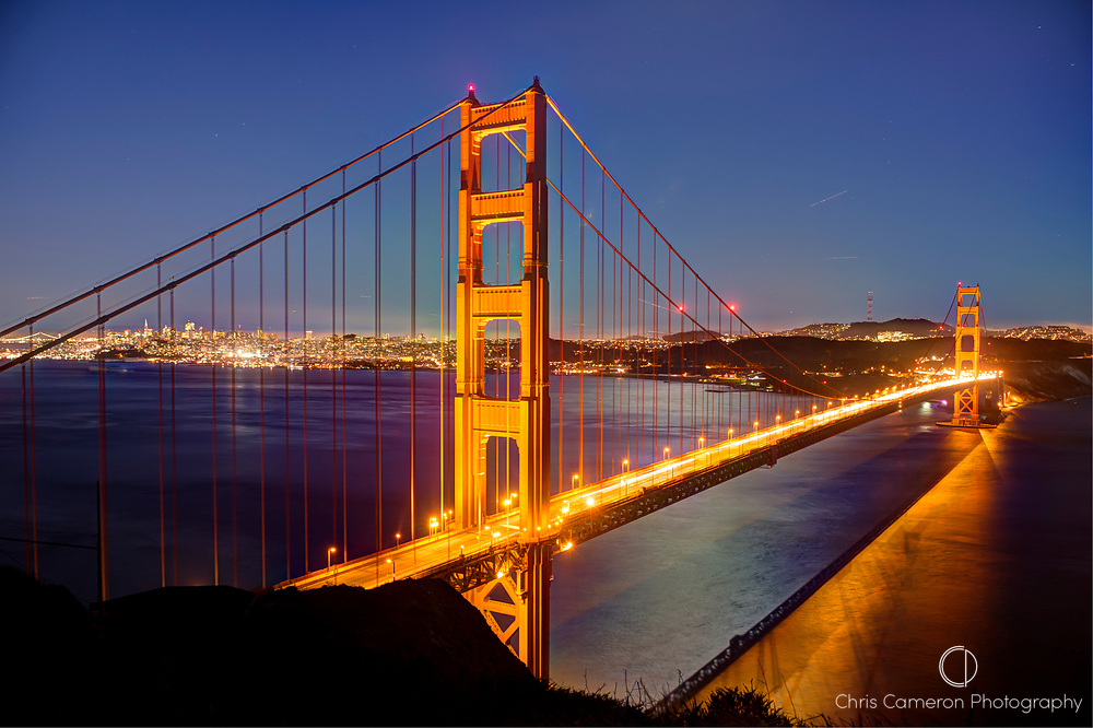 Golden Gate Bridge, San Francisco, California. 27/8/2012