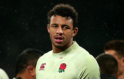 Courtney Lawes of England - Mandatory by-line: Robbie Stephenson/JMP - 18/11/2017 - RUGBY - Twickenham Stadium - London, England - England v Australia - Old Mutual Wealth Series
