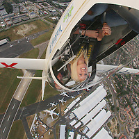 Glider over Farnborough - Guy Wetsgate