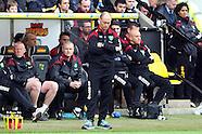 Norwich City v Sunderland 160416