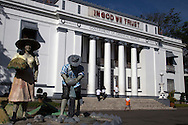 Negros Oriental or Eastern Negros, is a province of the Philippines  Central Visayas region. Dumaguete City is the seat of government where the provincial offices are located, across from Aquino Park.  The present administration asks all employees of the Provincial Government  to gather Monday mornings for prayer, a flag-raising ceremony and singing of the Provincial Hymn.