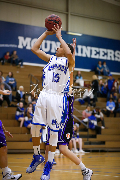 January 21, 2015.  <br /> MCHS JV Boys Basketball vs Strasburg.  Madison wins 51-37.
