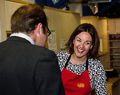 Kezia Dugdale last day of Electioneering | Edinburgh | 7 June 2017