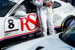 Dino Zamparelli   Team JTR   #8 Porsche 911 GT3 Cup   Porsche Carrera Cup GB   Race 1 - Rogan Thomson/JMP - 02/04/2017 - MOTORSPORT - Brands Hatch Indy Circuit - Longfield, England - BTCC Round 1.