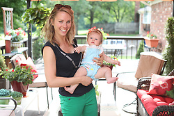Danielle and Gemma's 10 at months, Thursday, June 28, 2018  at Komis Kastle in Crestwood.