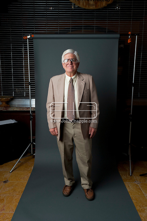 24th February 2011. Las Vegas, Nevada.  Celebrity Impersonators from around the globe were in Las Vegas for the 20th Annual Reel Awards Show. Pictured is Mike Cates as Phil Donahue. Photo © John Chapple / www.johnchapple.com..