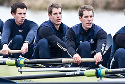 Tyler and Cameron Winklevoss rowing in the Oxford University Blue Boat 2010.
