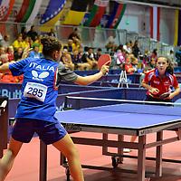 Campionati Europei Giovanili Tennis Tavolo 2014,Roberto Vuilleumier