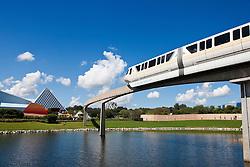 Walt Disney World Resort Monorail, Orlando, Florida, United States of America