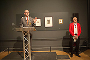 CHRISTOPHER LE BRUN, Manet: Portraying Life,  Royal Academy, Burlington House, Piccadilly. London. 22 January 2012