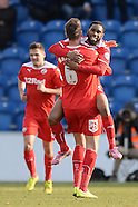 Colchester United v Crawley Town 140315