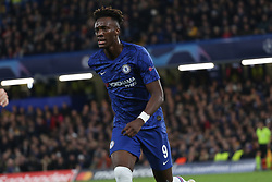 November 5, 2019: AMSTERDAM, NETHERLANDS - OCTOBER 22, 2019: Tammy Abraham (Chelsea FC) pictured during the 2019/20 UEFA Champions League Group H game between Chelsea FC (England) and AFC Ajax (Netherlands) at Stamford Bridge. (Credit Image: © Federico Guerra Maranesi/ZUMA Wire)