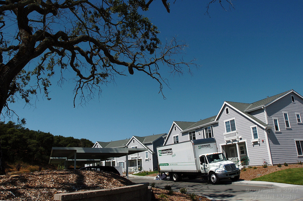 Hamilton Housing Project, Hamilton Air Force Base, Novato, CA Northbay Family Homes