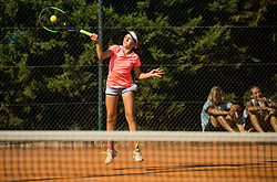 Tenis Fest during Day 5 at ATP Challenger Zavarovalnica Sava Slovenia Open 2018, on August 7, 2018 in Sports centre, Portoroz/Portorose, Slovenia. Photo by Vid Ponikvar / Sportida