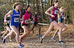 §31-12-2014 NED: Rabobank Sylvestercross, Soest<br /> Maureen Koster en Veerle Dejaeghere 103