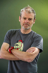 Pictured: Mark Haddon<br /><br />Mark Haddon is an English novelist, best known for The Curious Incident of the Dog in the Night-Time. He won the Whitbread Award, the Dolly Gray Children's Literature Award, Guardian Prize, and a Commonwealth Writers Prize for his work.<br /><br />Ger Harley | EEm 18 August 2019
