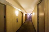 Hallway at 215 West 95th Street