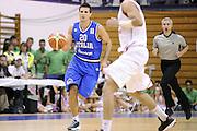 DESCRIZIONE : Qualificazioni EuroBasket 2015 Svizzera-Italia <br /> GIOCATORE : Andrea Cinciarini <br /> CATEGORIA : nazionale maschile senior A GARA : Qualificazioni EuroBasket 2015 Svizzera-Italia <br /> DATA : 27/08/2014 <br /> AUTORE : Agenzia Ciamillo-Castoria