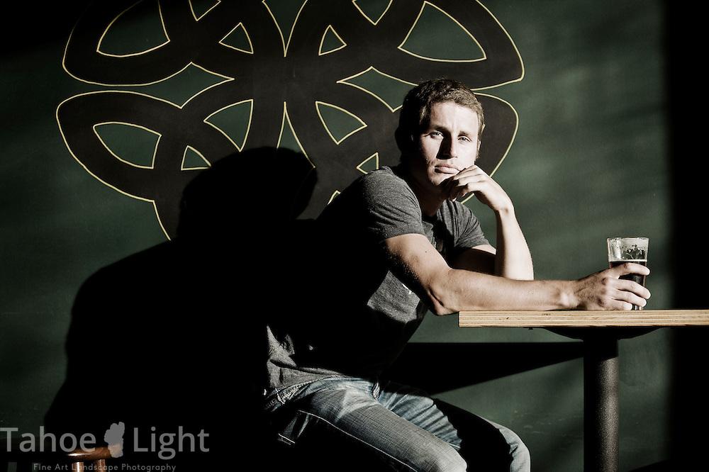 Cody Remaklus model shots