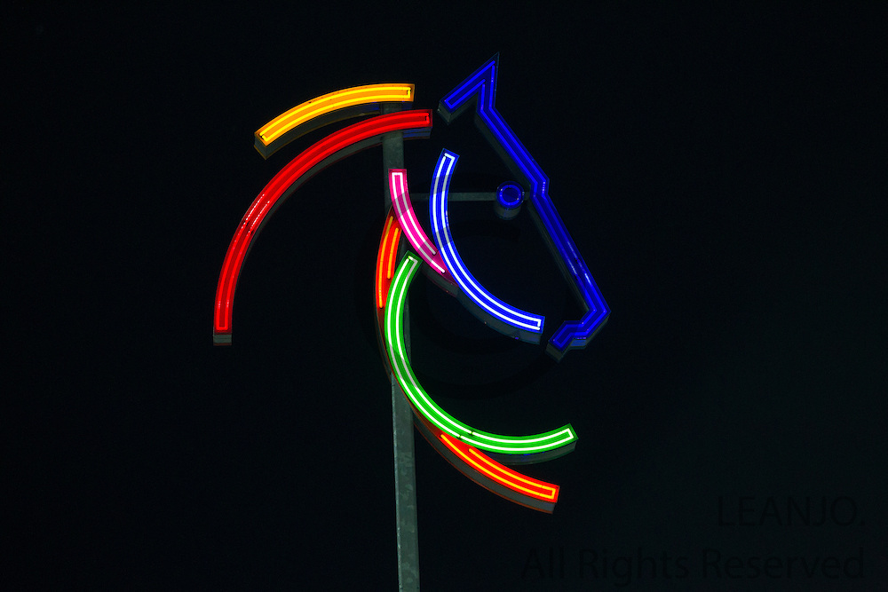 Logo Aachen<br /> World Equestrian Festival, CHIO Aachen 2012<br /> © DigiShots