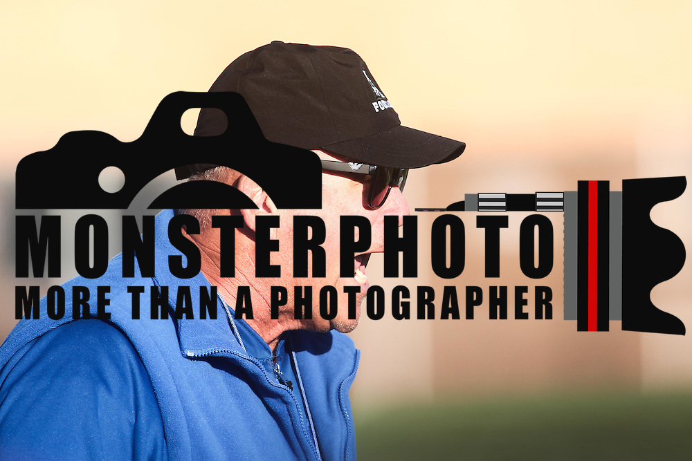 Charter School of Wilmington Head coach Larry Cylc yells at the officials in the fourth-quarter during a Week 9 DIAA football game between William Penn and Charter School of Wilmington Saturday, Nov. 05, 2016, at William Penn Stadium in New Castle.