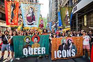 NYC Pride Parade 2019 | Deutsche Bank & Leslie-Lohman Museum