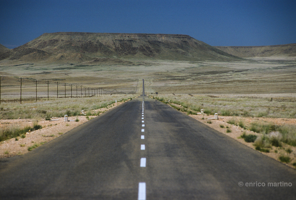 South Namibia's landscapes.