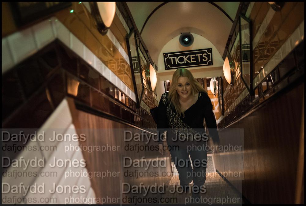 JENNIFER JOHANSSON, Cahoots club launch party, 13 Kingly Court, London, W1B 5PW  26 February 2015