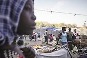Dominican Haitian market in Dajabon