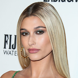 "(FILE) Hailey Baldwin Reportedly Trademarks Married Name 'Hailey Bieber'. Hailey Baldwin is planning for her future as Mrs. Justin Bieber. The model staked her claim to the name 'Hailey Bieber' by filing to trademark the moniker on Oct. 10. It appears the model is intending on creating a clothing line under her married name since the purpose is listed as ""clothing"" in the application. MANHATTAN, NEW YORK CITY, NY, USA - SEPTEMBER 06: Model Hailey Rhode Baldwin wearing a Tommy Hilfiger dress and Lorraine Schwartz jewelry arrives at the Daily Front Row's 2018 Fashion Media Awards held at the Park Hyatt New York on September 6, 2018 in Manhattan, New York City, New York, United States. 06 Sep 2018 Pictured: Hailey Rhode Baldwin. Photo credit: Xavier Collin/Image Press Agency/MEGA TheMegaAgency.com +1 888 505 6342"