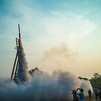 Laos | Culture | Rocket Festival