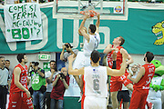 DESCRIZIONE : Siena Lega A 2011-12 Montepaschi Siena EA7 Emporio Armani Milano Finale scudetto gara 5<br /> GIOCATORE : Tomas Ress<br /> CATEGORIA: controcampo schiacciata<br /> SQUADRA : Montepaschi Siena<br /> EVENTO : Campionato Lega A 2011-2012 Finale scudetto gara 5<br /> GARA : Montepaschi Siena EA7 Emporio Armani Milano<br /> DATA : 17/06/2012<br /> SPORT : Pallacanestro <br /> AUTORE : Agenzia Ciamillo-Castoria/GiulioCiamillo<br /> Galleria : Lega Basket A 2011-2012  <br /> Fotonotizia : Siena Lega A 2011-12 Montepaschi Siena EA7 Emporio Armani Milano Finale scudetto gara 5<br /> Predefinita :