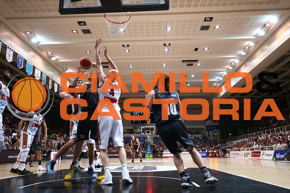 Luca Lechthaler<br /> Dolomiti Energia Aquila Basket Trento - Umana Reyer Venezia <br /> Lega Basket Serie A 2016/17 Finali Gara 04<br /> Trento, 16/06/2017<br /> Foto Ciamillo-Castoria